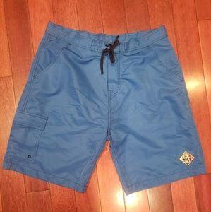 The hundreds swimming trunks shorts mens sz 38